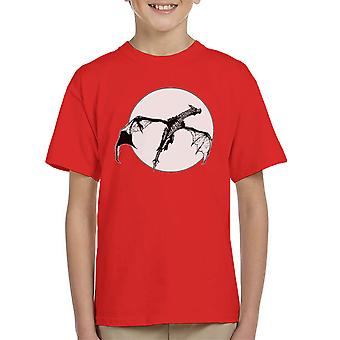 There Be Dragon Game Of Thrones Kid's T-Shirt