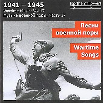 St.Petersburg State Academic Symphony O - Wartime Music 17 - Wartime Songs by [CD] USA import