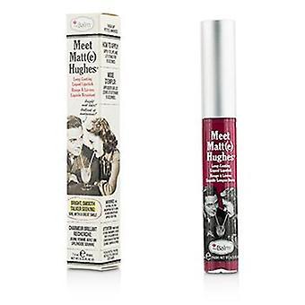 Meet Matte Hughes Long Lasting Liquid Lipstick - Dedicated - 7.4ml/0.25oz