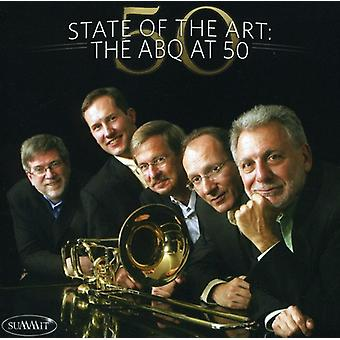 American Brass Quintet - State of the Art: The Abq at 50 [CD] USA import