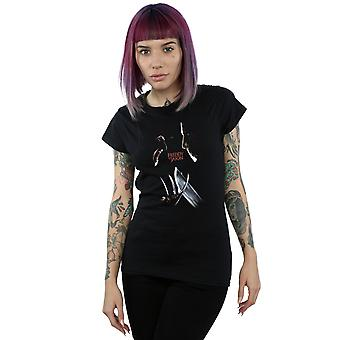 A Nightmare On Elm Street Women's Freddy Vs Jason T-Shirt