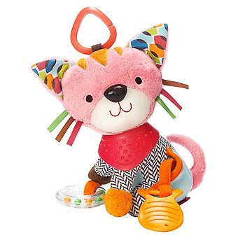 Skip Hop udforske & mere Bandana kammerat aktivitet legetøj Kitty