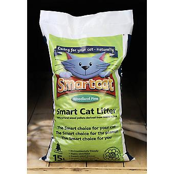 Smart Cat Wood Based Litter