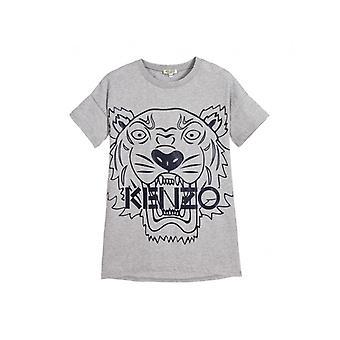 Kenzo Kids Oversized iconische Tiger T-shirt jurk