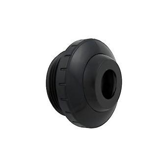 """Väylä 400-1411D 1.5 """"MPT silmämuna sopiva 0,75"""" avaus - musta 4001411D"""