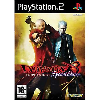 Devil May Cry 3 Dantes Awakening - Special Edition (PS2) - Nieuwe fabriek verzegeld