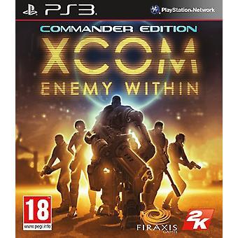 XCOM Enemy Within (PS3) - Nouveau