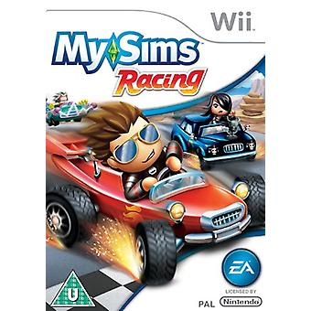 MySims Racing (Wii)-nieuw