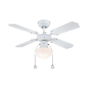 Ceiling Fan Portland Ambiance White 90cm / 36