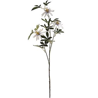 Hill Interiors Artificial Passion Flower Spray