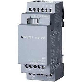 Siemens-LOGO! DM8 12/24R 0BA2 PLC lisä moduuli 24 V DC
