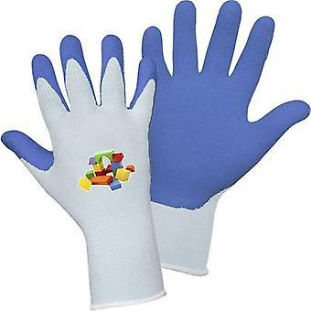 Nylon Garden guante tamaño (guantes): Niños tamaño L+D Griffy Picco 14911 1 Par