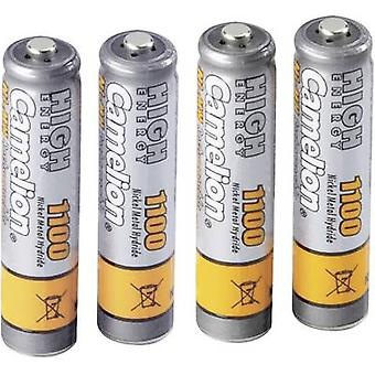 Camelion HR03 AAA battery (rechargeable) NiMH 1100 mAh 1.2 V 4 pc(s)