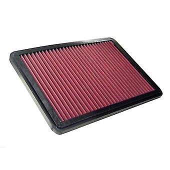 K&N 33-2559 High Performance Replacement Air Filter