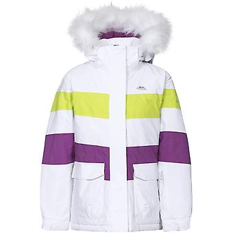 Trespass Childrens Girls Hawser Ski Jacket