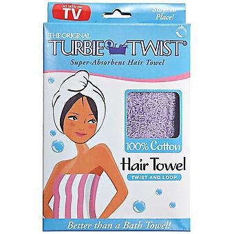 Turbie Twist Towelling Wrap