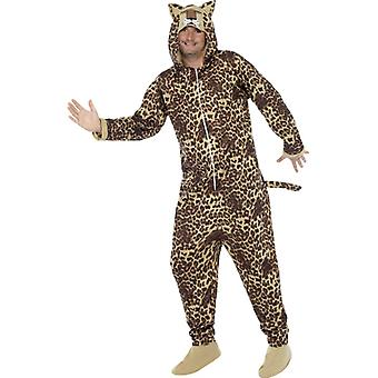 Costume leopardato