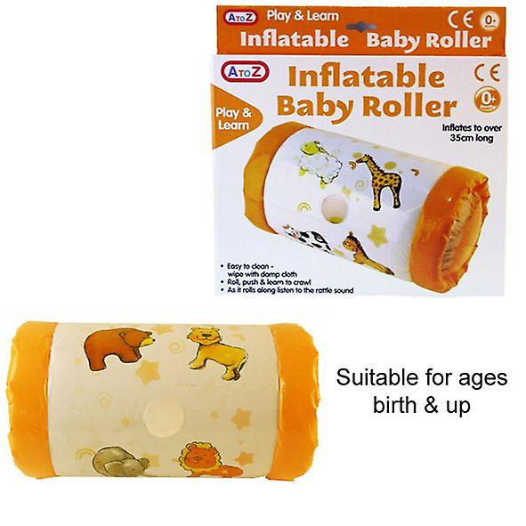A to Z Play & Learn Inflatable Baby Roller