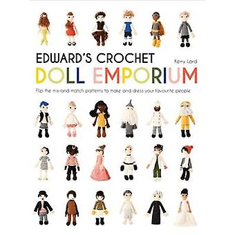Edward's Crochet Doll Emporium - Flip the mix-and-match patterns to ma