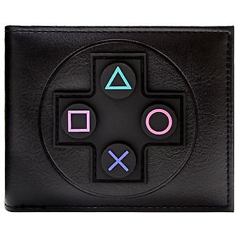 Sony Playstation Controller ID & Card Bi-Fold Wallet