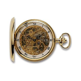 RapPort London Pocket Watch mechanical double opening full Hunter PW90