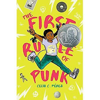 Den første regelen av Punk