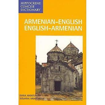 Armenian-English, English-Armenian Dictionary (Hippocrene Concise Dictionaries)