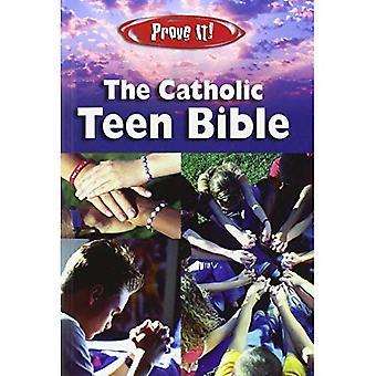 Bevisa det! katolska tonåring Bibeln: NAB Version
