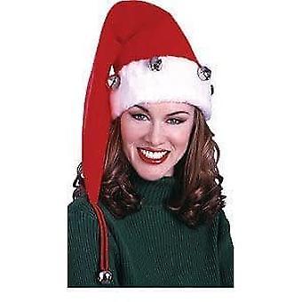 Weihnachtsmütze W Glocken X lange
