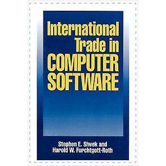 Internationell handel med programvara av Siwek & Stephen E.