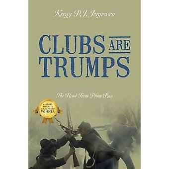 Clubs sind Trümpfe, die die Straße von Plum von Jorgenson & Kregg P. J.