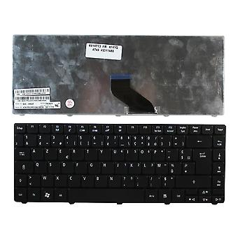 Acer Aspire 4745-333G32MN Black French Layout Replacement Laptop Keyboard