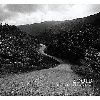 Henry Threadgill & Zooid - In for a Penny in for a Pound [CD] USA import