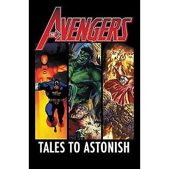 Avengers - Tales To Astonish by Peter David - 9781302908041 Book