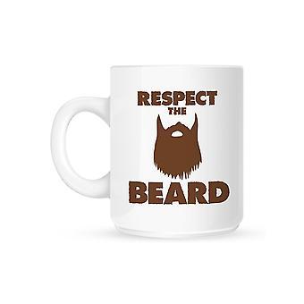 Grindstore Respect The Beard Mug