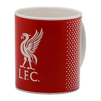 Krus Liverpool FC Fotball LFC Offisielle Fade Crest Design