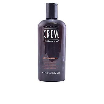 American Crew Anti-Schuppen-Shampoo mit Klimaanlage Eigenschaften 250 Ml für Männer