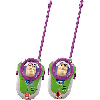 Disney Toy Story Buzz Lightyear walkie talkies