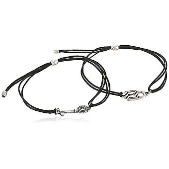 Alex en Ani snoer Kindred - Perfect Fit - Sterling Silver - A18KC03S