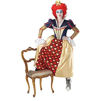 Red Queen Adult Costume - Alice in Wonderland