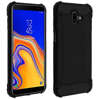 Defender II Series beskyttelse sag Samsung Galaxy J6 plus-drop Proof Black