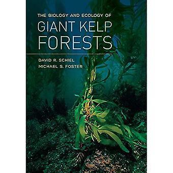 Die Biologie und Ökologie der Riesenkelpwälder