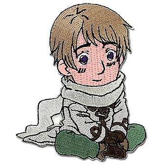 Patch - Hetalia - New Russia Iron-On Toys Gifts Anime Licensed ge2134