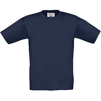 B&C Kollektion - B&C genau 190 100 % Baumwolle Ringpsun Kinder T-Shirt t-Shirt