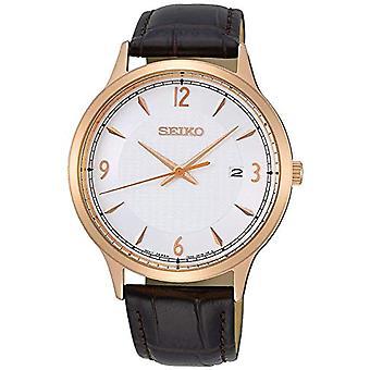 Seiko relógio homem ref. Função SGEH88P1