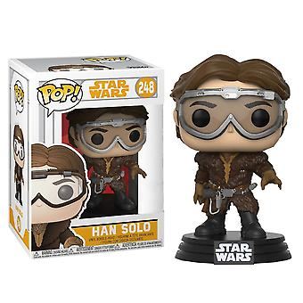 Star Wars Solo Han Solo US Exclusive #2 Pop! Winylu
