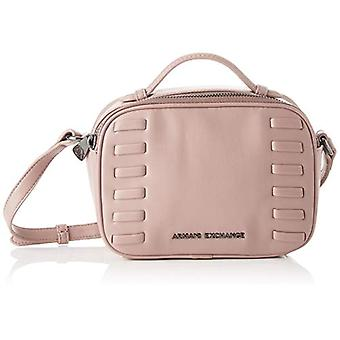 ARMANI EXCHANGE Small Crossbody Bag - Donna Rosa Shoulder Bags (Under The Skin) 14x7x19 cm (B x H T)(1)