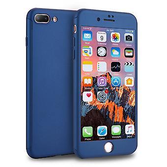 PC-kotelo iPhone 7 +/8+ & näytönsuoja