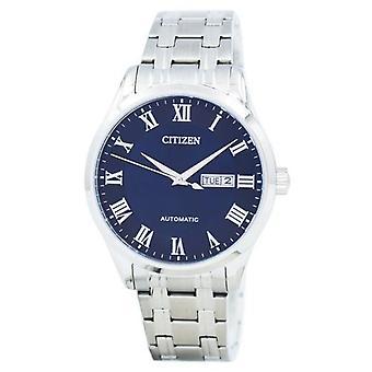 Citizen Automatic Nh8360-80l miehet ' s Watch