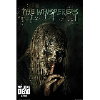 The Walking Dead Whisperers Poster